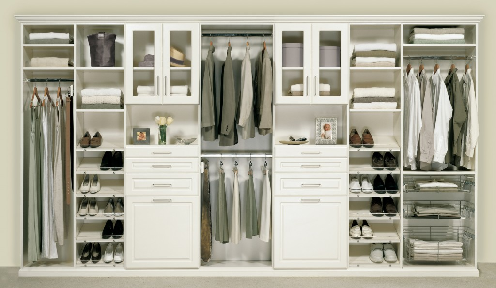 furniture-gorgeous-walk-in-closet-ideas-with-white-polished-wardrobe-closet-feat-open-shoes-shelves-as-well-as-open-clothing-rails-design-as-decorate-minimalist-man-room-furnishing-decors-marvelous-wa