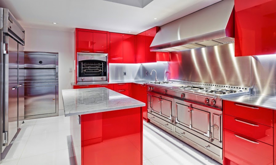 red-lacquer-kitchen