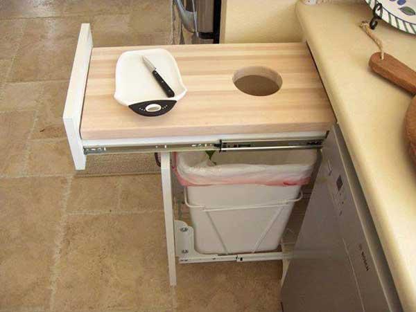 სათავსოები-სამზარეულოში