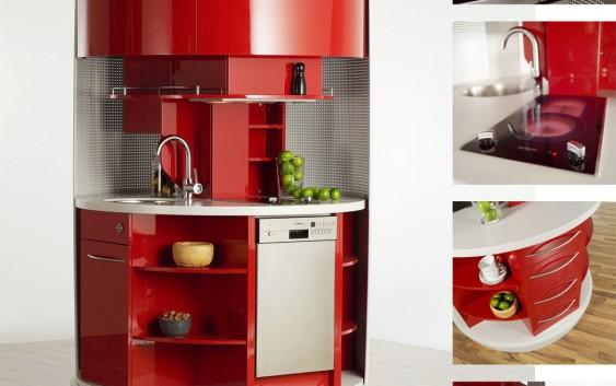 სამზარეულო 4–6 კვ.მ–ზე: რჩევები და ნიმუშები