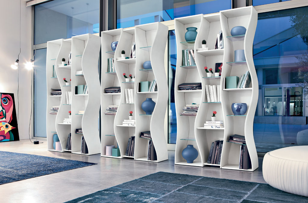 Angelo-Tomaiuolo-Onda-Book-Shelves-Blue