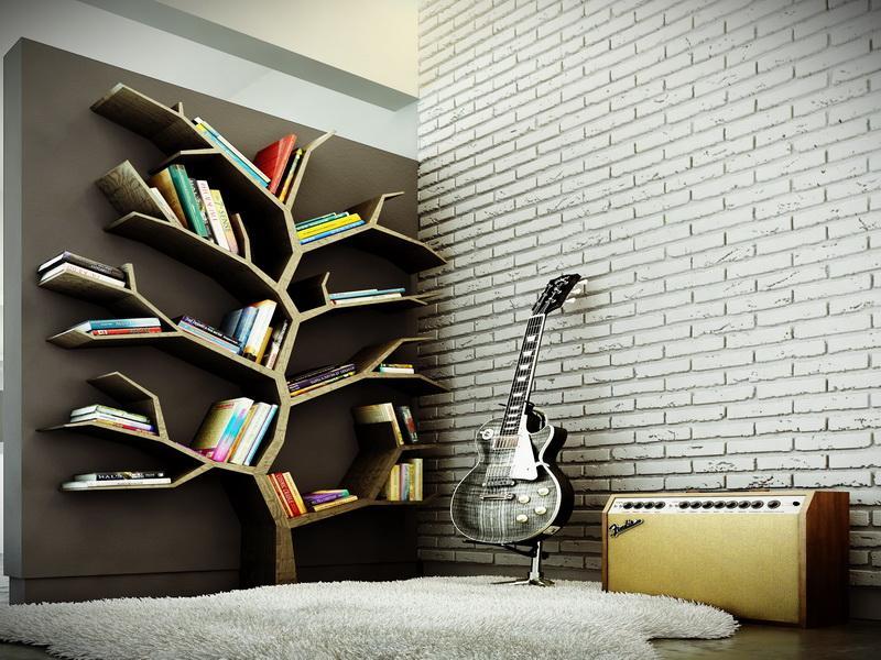 Bookshelf-Design