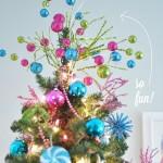 ნაძვის ხის თავზე ვარსკვლავის ალტერნატივა – იდეები
