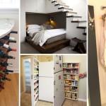 ოთახის კუთხეების ათვისების 20 პრაქტიკული იდეა