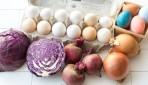 სააღდგომო კვერცხების შეღებვის ბუნებრივი საშუალებები