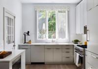 3 რჩევა, სამზარეულო უფრო დიდი და ნათელი რომ გამოჩნდეს
