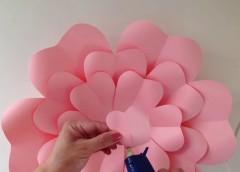 გავაკეთოთ ქაღალდის ყვავილები მარტივად