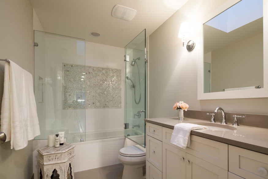Ideas-of-a-glass-tub-enclosure-875x583