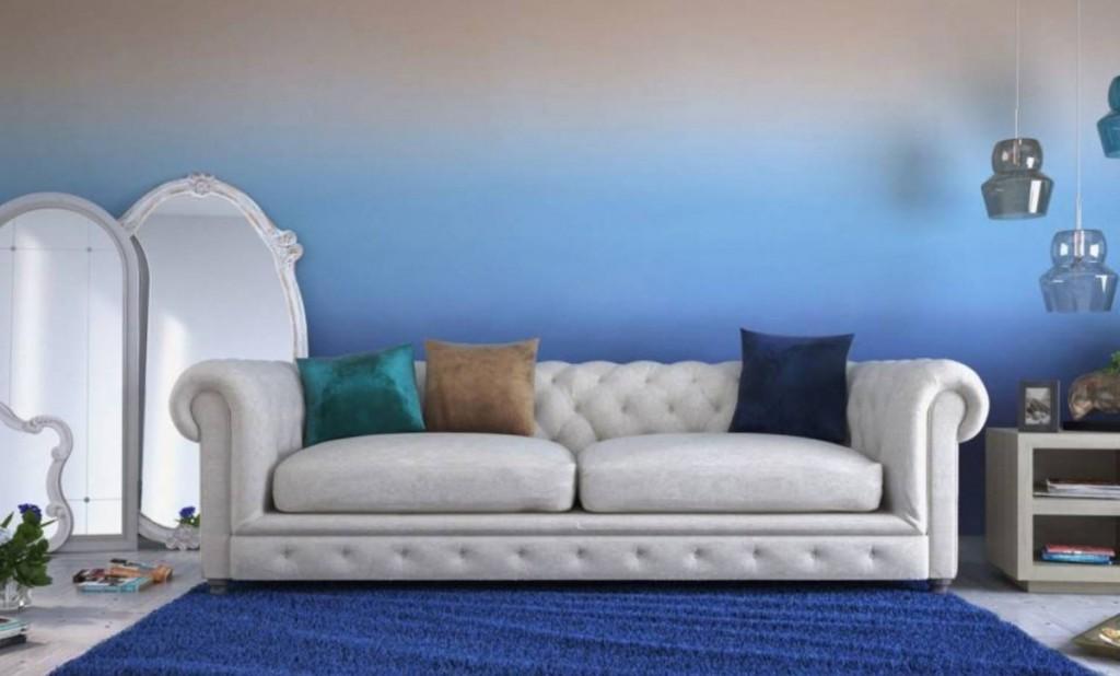 Ombre-Wall-model-design-minimalist