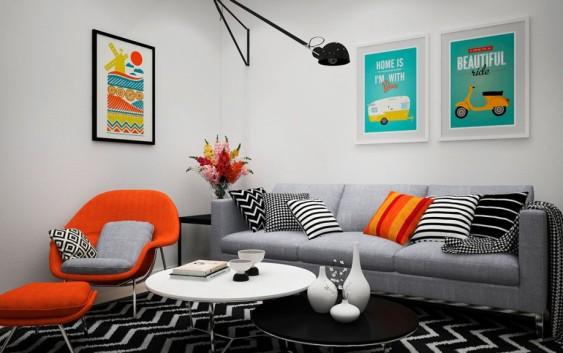 სკანდინავიური დიზაინი – როგორ მოვაწყოთ სახლი?