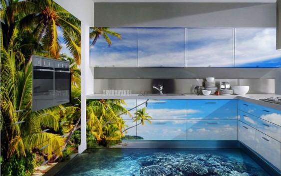 შეიგრძენით ოკეანე სამზარეულოში
