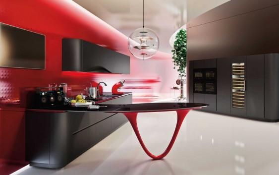 სამზარეულო Ferrari – ექსკლუზიური მოდელი იტალიური ავეჯის კომპანიისგან