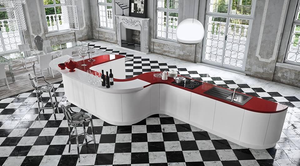 შავ-თეთრი-სამზარეულო