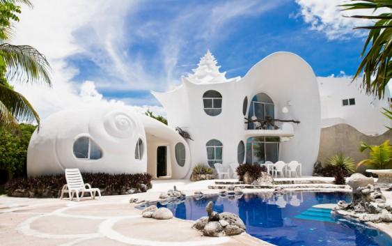 სახლი ნიჟარა მექსიკაში