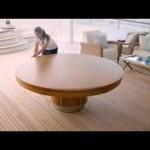 გასაშლელი მაგიდა – ტრანსფორმერი