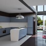 კარიმ რაშიდის უახლესი სამზარეულოს დიზაინის ნიმუშები