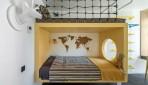 საბავშვო ოთახის თანამედროვე დიზაინის ნიმუშები (ნაწილი II)